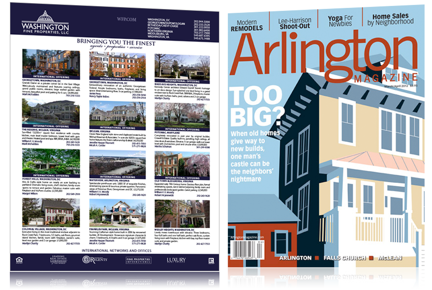 Property Advertisements: Arlington Magazine