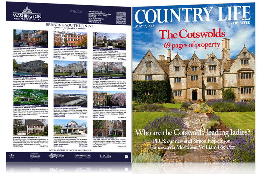 Property Advertisements: Country Life