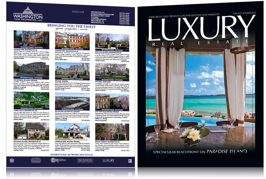 Property Advertisements: Luxury Real Estate