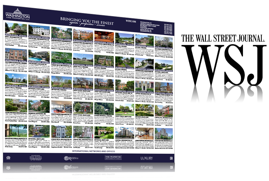 Property Advertisements: Wall Street Journal